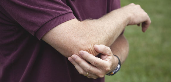 bolest kloubu na ruce